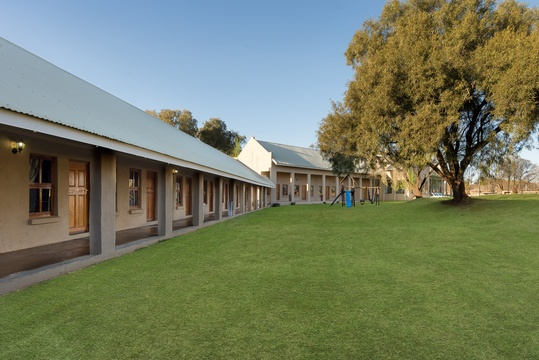 wedding venue with accommodation in Bloemfontein