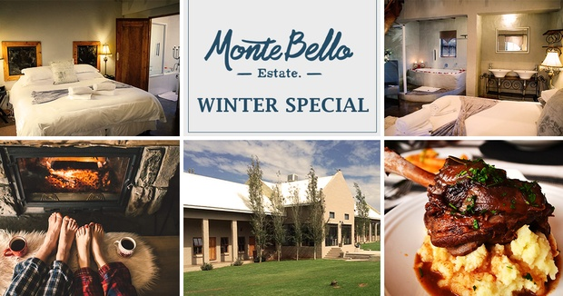 Accommodation packages bloemfontein at monte bello
