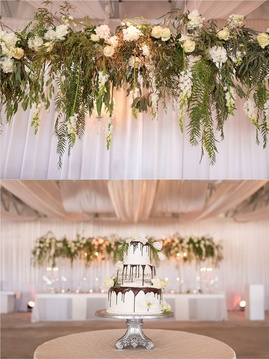 how to create atmosphere at weddings
