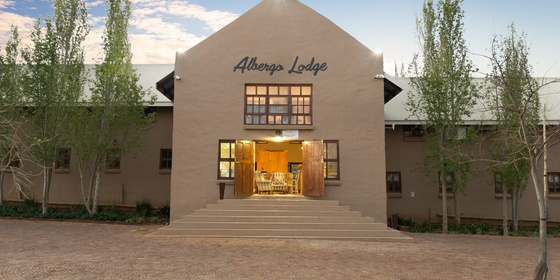Accommodation at our Albergo Lodge