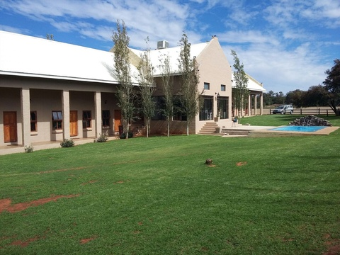 accommodation for wedding in Bloemfontein