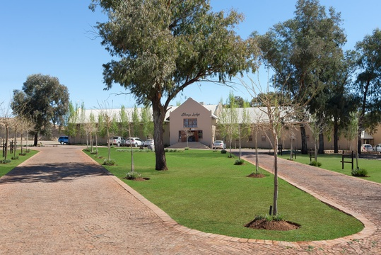 wedding venue and accommodation Bloemfontein